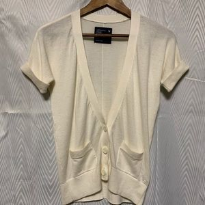 American Eagle Outfitters short sleeve cardigan